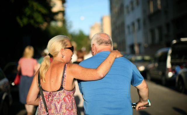 Upokojenci bodo poleg julijske pokojnine kmalu dobili višji letni dodatek. FOTO: Jure Eržen/Delo