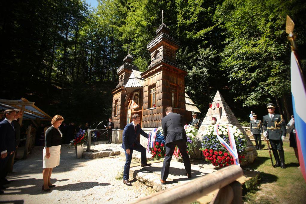 FOTO:Pahor: »Mirune smemo postaviti pod vprašaj«