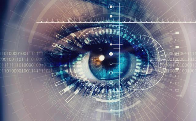 Oči so AI razkrile osebnostne značilnosti. FOTO: Shutterstock