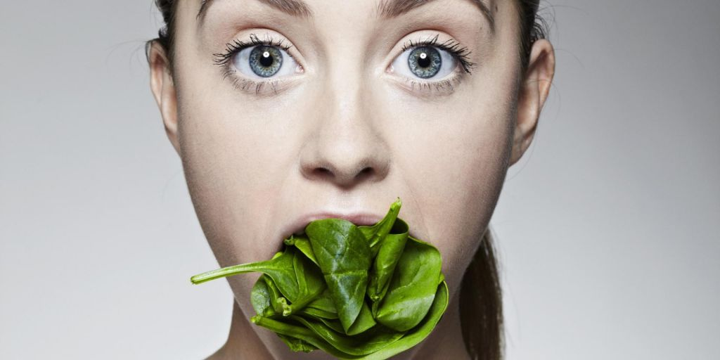 10 razlogov zakaj mora aktiven človek jesti špinačo