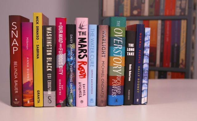 Srečna trinajsterica romanov v igri za letošnjo nagrado booker. FOTO: The Man Booker prize