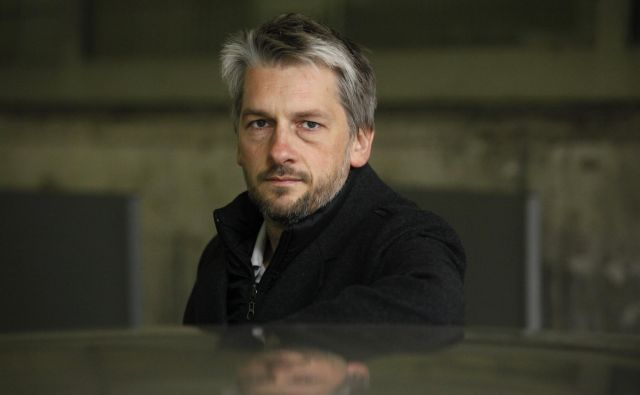 Primož Čučnik. FOTO: Jože Suhadolnik/Delo