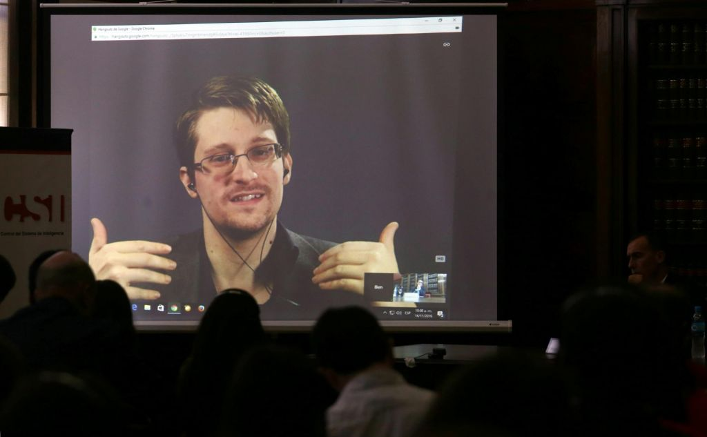 Snowden je že pet let »ruski gost«