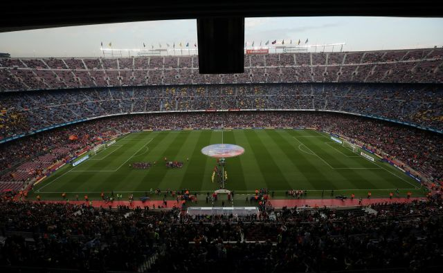 Camp Nou FOTO: Albert Gea/Reuters