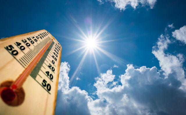 Prihodnji vročinski valovi bodo pogostejši, intenzivnejši in dolgotrajnejši. FOTO: Getty Images