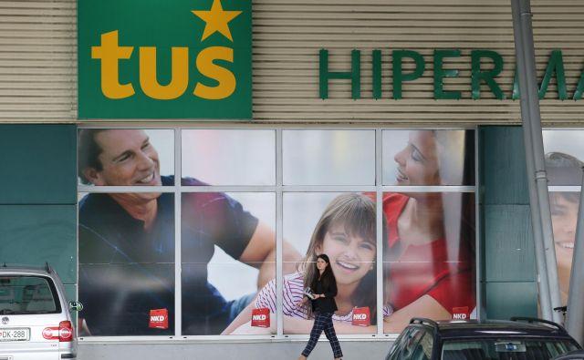 Prodaja terjatev do Tuša ostaja negotova. FOTO: Tomi Lombar