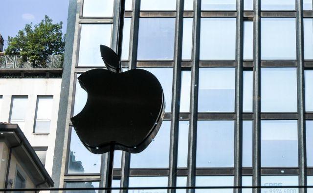 Bo Apple tudi danes zdržal val unovčevanja dobičkov? Do magične meje ga loči še 2,75-odstotna rast delnic. Foto AFP