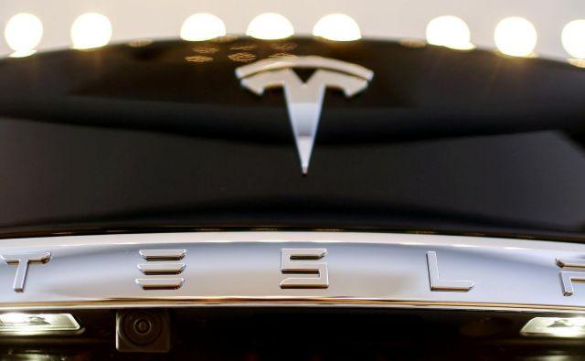 Proizvodnjo modelov 3s namerava Tesla kmalu, kakorkoli hitro bo to mogoče, povečati na 10.000 na teden. FOTO: Reuters