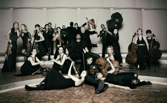 Salzburški komorni solisti. FOTO: promocijsko gradivo