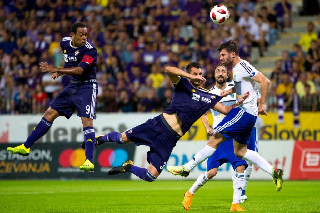 Mariborski kralj zabil gol za miren spanec
