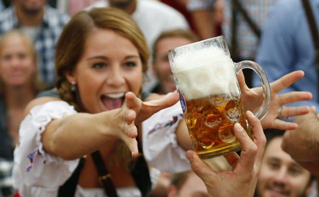 Pivo ali vino? FOTO: Michael Dalder/Reuters