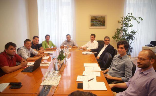 Marjan Šarec je pristal na manjšinsko vlado s projektno podporo Levice. FOTO: Jure Eržen/delo