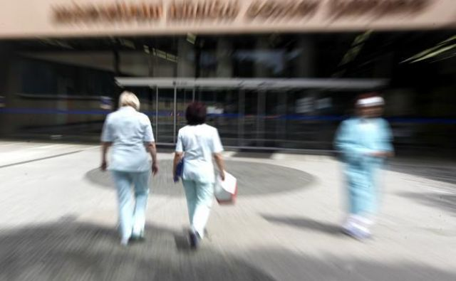V sindikatih so prepričani, da je edina prava rešitev ohranitev in ureditev programa otroške srčne kirurgije v okviru kliničnega centra. FOTO: Mavric Pivk/Delo