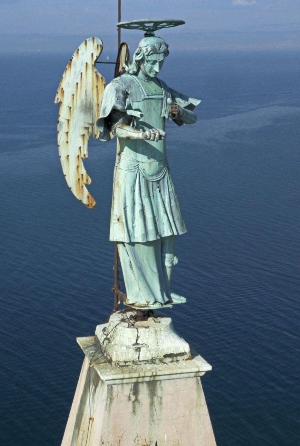 Angeli v Piranu ne letijo več brez vojske