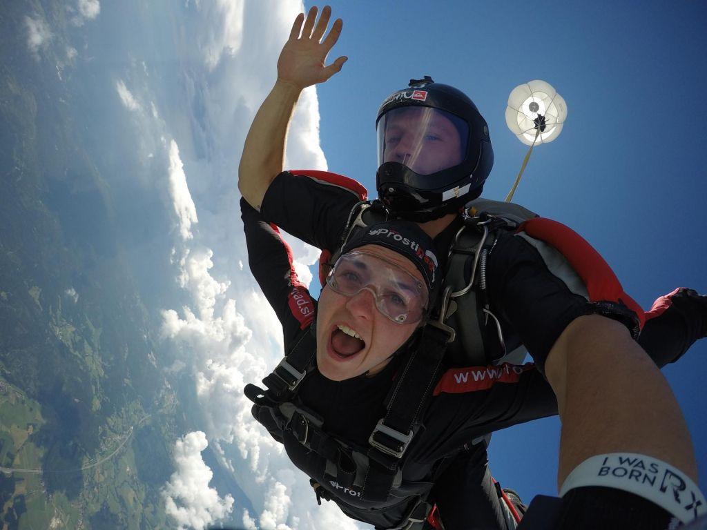 V pisarni na nebu od adrenalina do nirvane