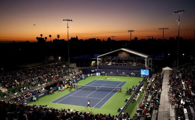 Tenis je vse bolj fizična igra. Med sezono je časa za počitek premalo, saj sistem igralce sili v igranje, branjenje točk in lovljenje določene uvrstitve, ki omogoča nastop na večjih turnirjih. Foto Ezra Shaw/AFP