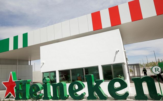 Mehika, kjer stoji ta nova pivovarna, spada med Heinekenove najdobičkonosnejše trge. FOTO: Reuters