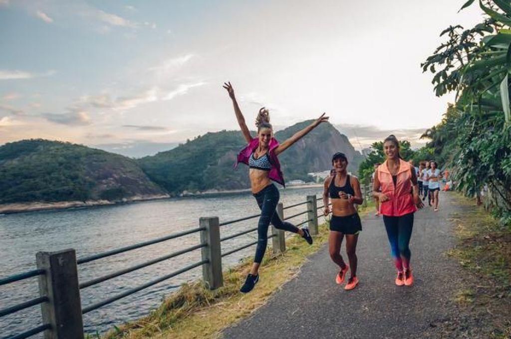 Prekinitev vadbe in nazaj v tekaški raj