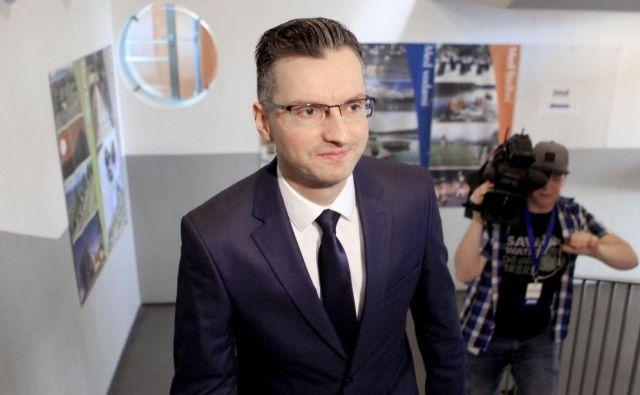 Ta petek je zadnji dan za vložitev kandidature za predsednika vlade v DZ. FOTO: Roman Šipić/Delo