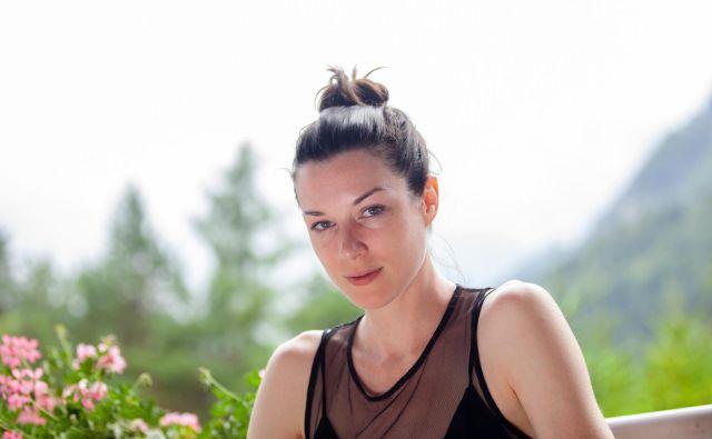 Stoya: Če nimaš za preživetje, boš počel tisto, kar ti ukažejo. To je kapitalizem. FOTO: Gregor Kresal
