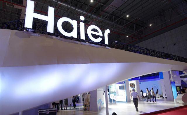 Haier je začel s hladilniki, danes je med vodilnimi proizvajalci bele tehnike v svetu. FOTO: Reuters
