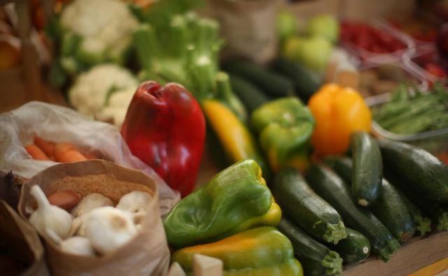 V sektorju zelenjave se še dogovarjajo za vstop v shemo, medtem pa Slovenija uvaža velike količine zelenjave. Lani smo je uvozili za 446 milijonov evrov. FOTO: Jure Eržen