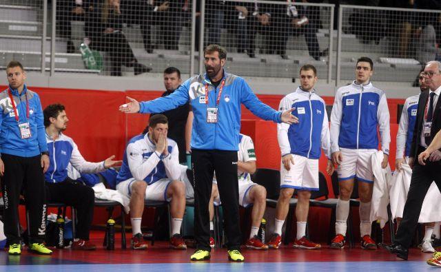 Veselin Vujović bi utegnil že v jesenskih kvalifikacijah za EP dati priložnost komu od fantov, ki so osvojili zlato na mladinskem EP v Celju.