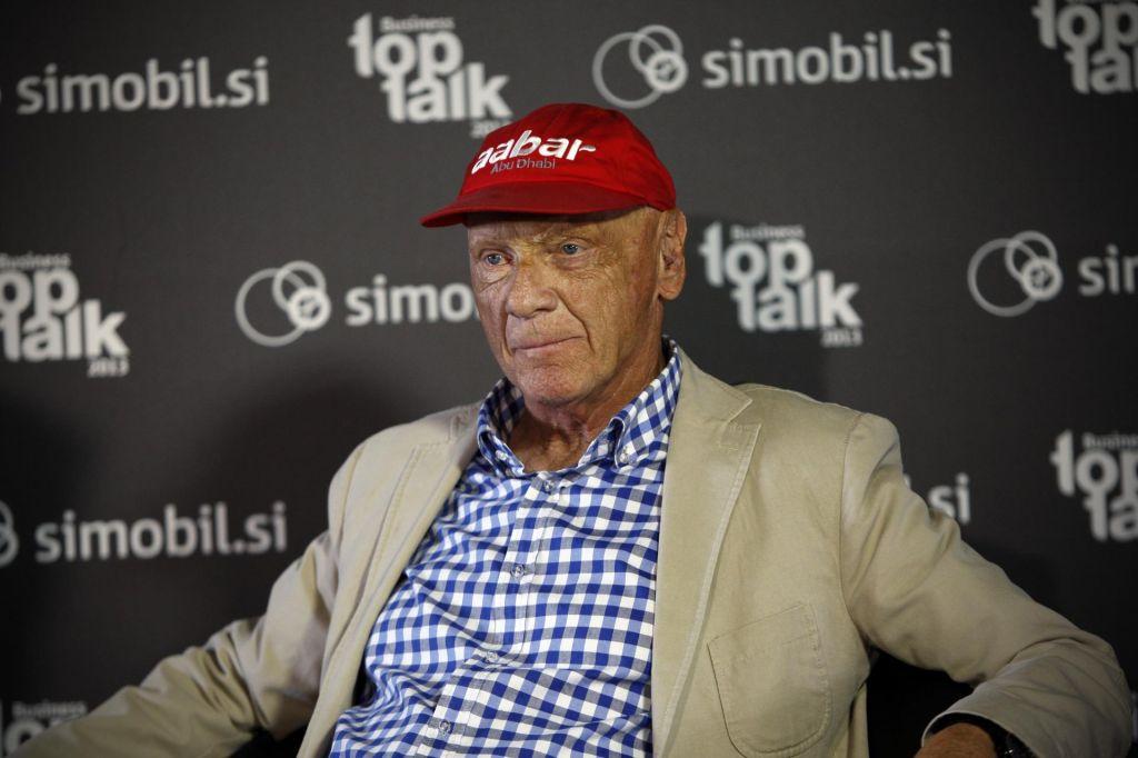 FOTO:Nesmrtni Niki Lauda