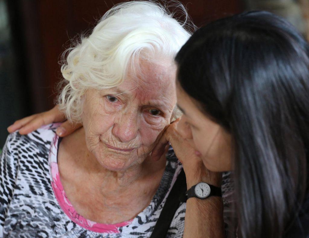 FOTO:Novi obeti pri zdravljenju alzheimerjeve bolezni