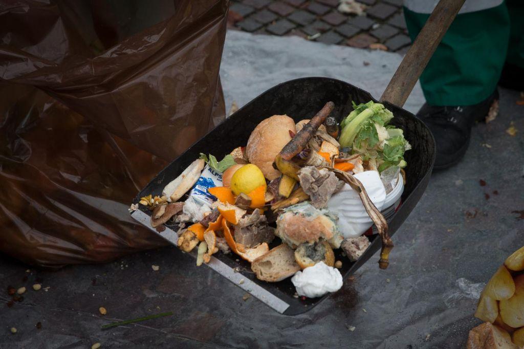 Slovenija pri reševanju hrane zaspala na lovorikah