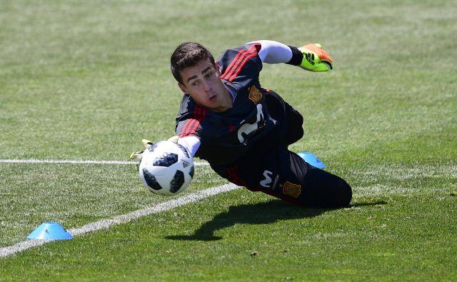 Kepa Arrizabalaga je novi vratar Chelseaja. FOTO: AFP