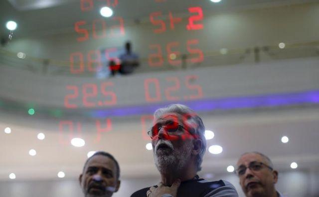 Borza Foto Reuters
