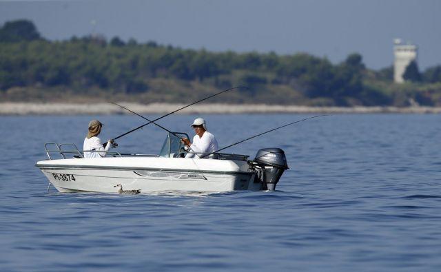 Ribiči naj bi prejeli precej denarja. FOTO: Matej Družnik