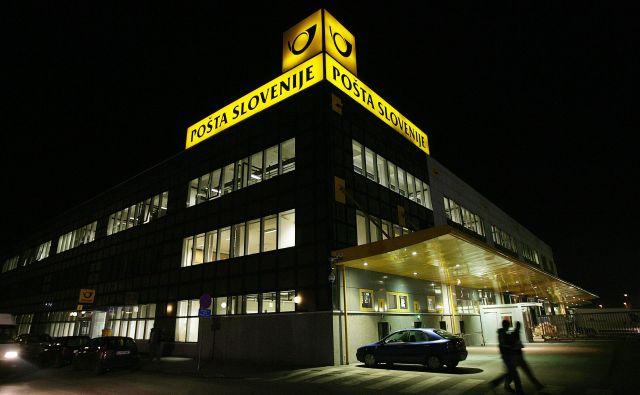 Pošta Slovenije oddaja podatkovne centre javni upravi in naprednim podjetjem. FOTO: Jože Suhadolnik