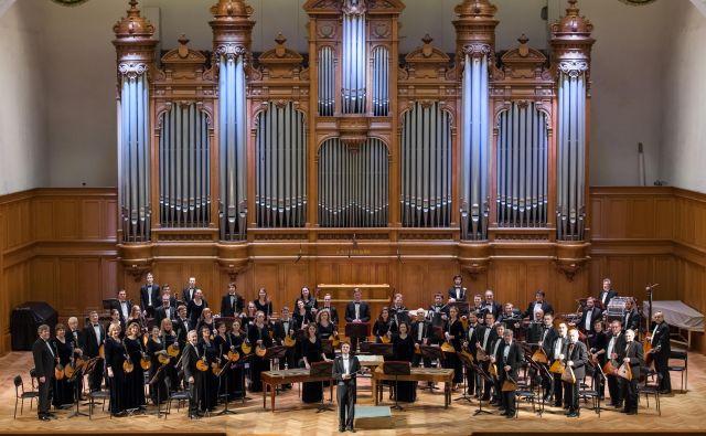 Orkester ruskih ljudskih inštrumentov Nekrasov. FOTO: promocijsko gradivo