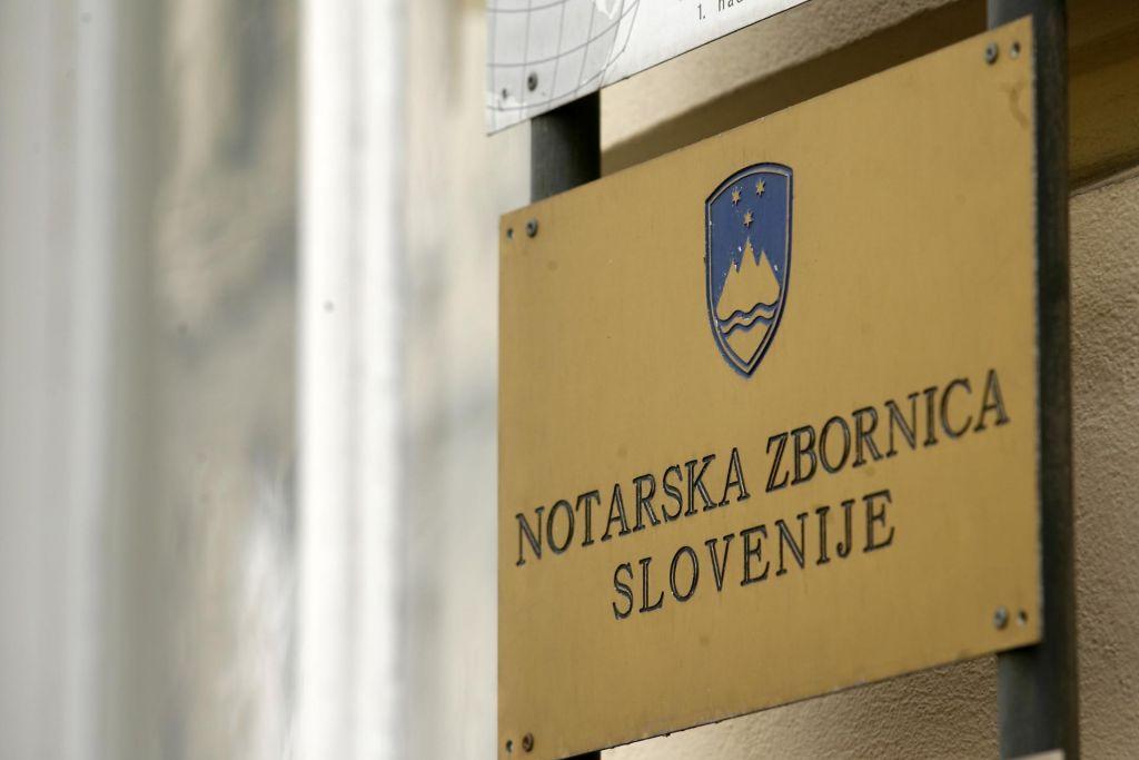 Po dvanajstih letih notarska pisarna Jožeta Sikoška uradno zaprta