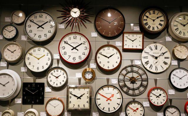 V EU ureditev poletnega časa velja od leta 1980.FOTO: Henry Nicholls/Reuters