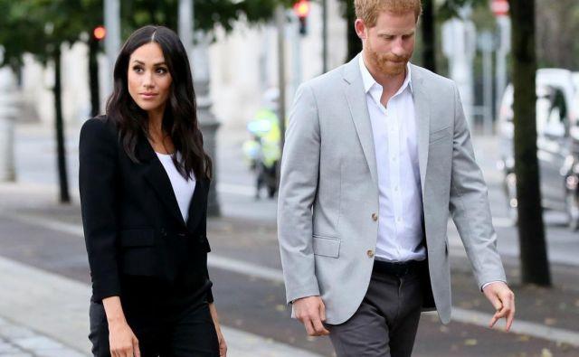 Vojvodinja in vojvoda suseška naj bi si Adelaide Cottage že ogledala in se vanjo zaljubila. FOTO: Paul Faith/AFP Photo