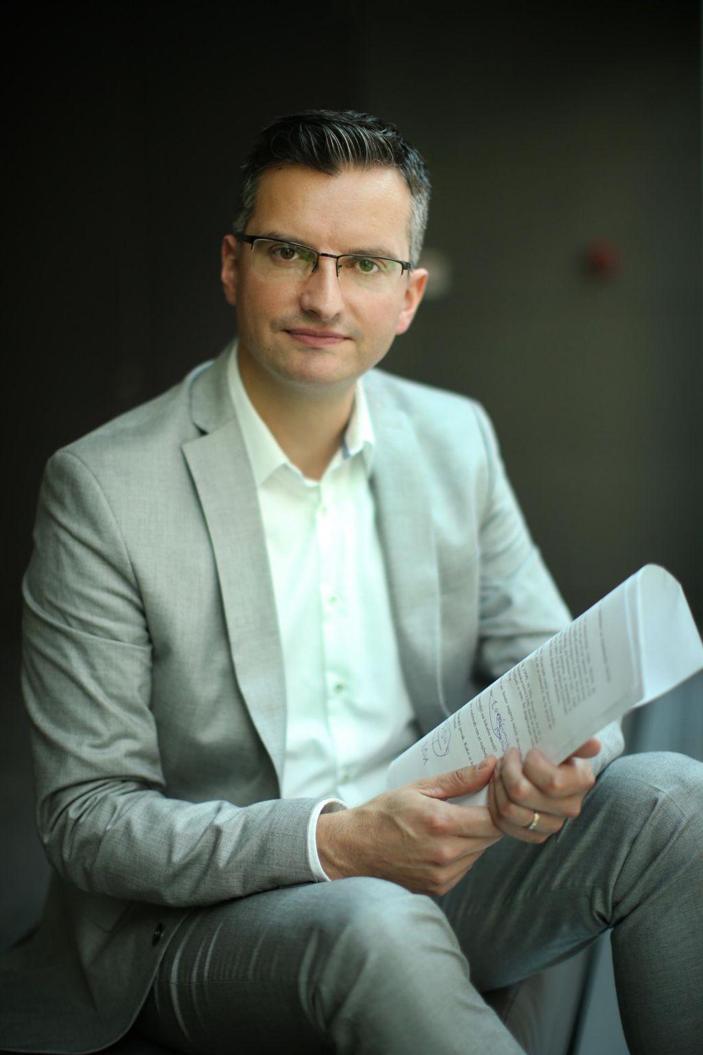 Marjan Šarec vleče vzporednice z Janezom Drnovškom