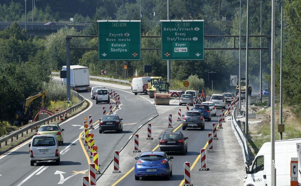 Od sobote bo Golovec proti južni ljubljanski obvoznici zaprt