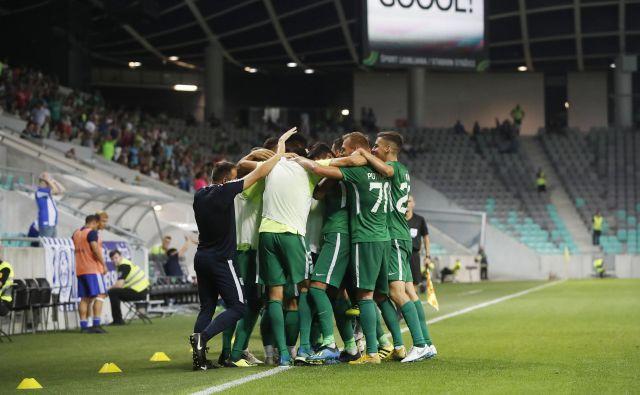 Nogometaši Olimpije bi lahko v Kranju unovčili zmagovalne občutke, ki so jih vnovič našli v četrtkovi tekmi s Helsinki.