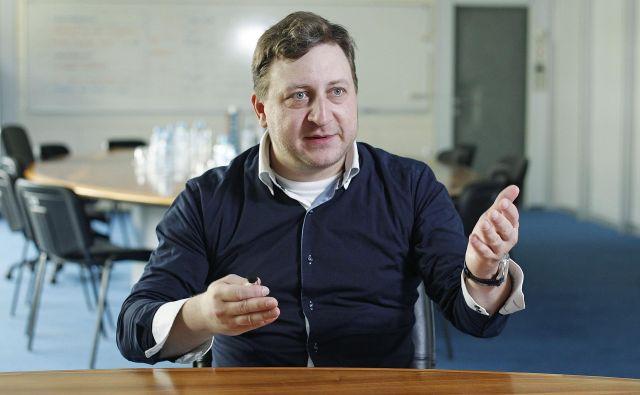 Tudi kardiolog Blaž Mrevlje je med »izbranimi« zdravniki. FOTO: Leon Vidic