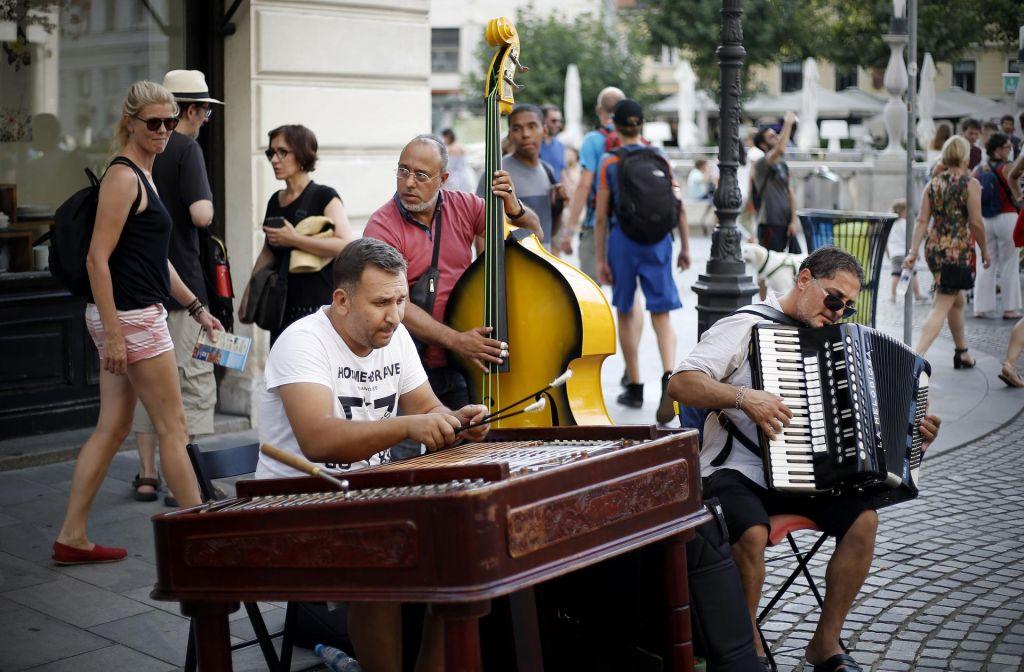 FOTO:Poulične melodije glavnega mesta