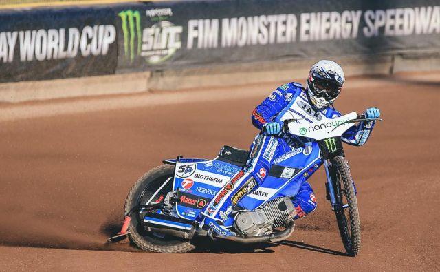 Matej Žagar je zmagal kar v štirih od sedmih voženj. FOTO: Borut Cvetko/Mediaspeed.net