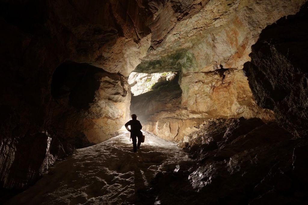 FOTO:Jamski sistem Migovec že daljši od 40 kilometrov