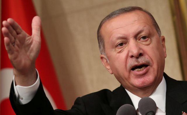 Tayyip Erdogan FOTO: Umit Bektas/Reuters
