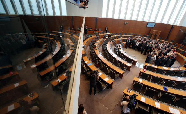 Nadzor nad poslanskim glasovanjem se vleče že desetletja. FOTO: Uroš Hočevar