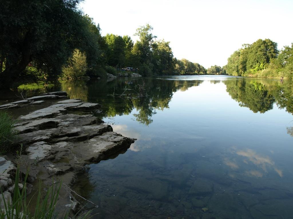 Kolpa - najdaljša slovenska riviera