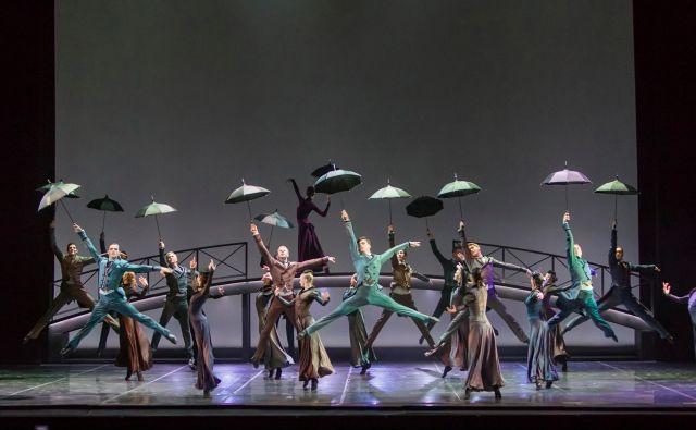 Čajkovski. Pro et Contra je rezultat koreografovega dolgoletnaga poglabljanja v osebni in ustvarjalni svet skladatelja. FOTO: Evgenij Matvejev