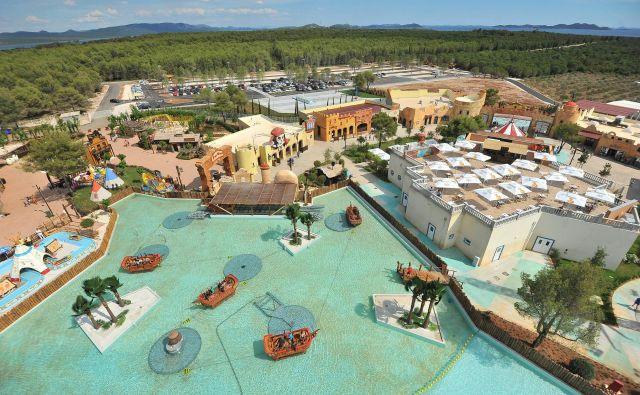 Naložba v Fun park Mirnovec je bila vredna 12 milijonov evrov. FOTO: Luka Gerlanc/Cropix
